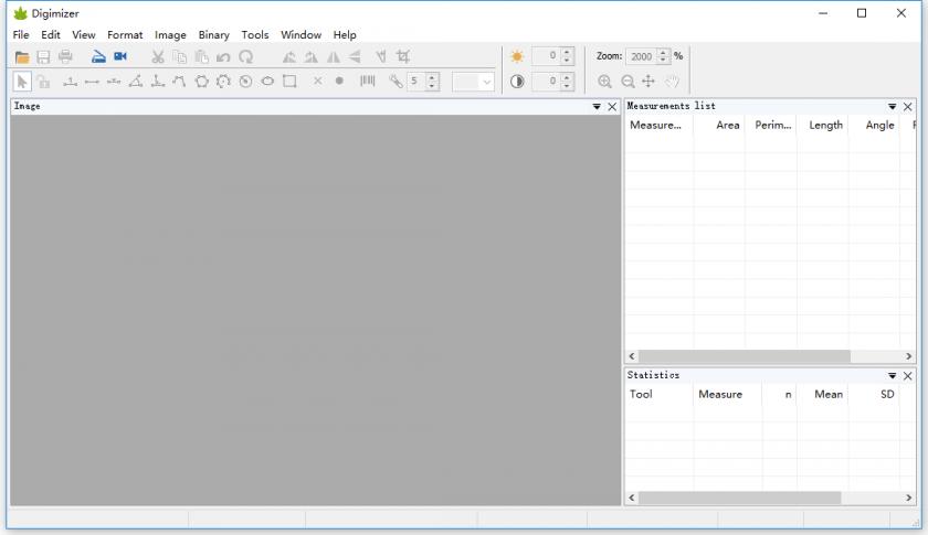 Digimizer(医学图像测量软件) 5.7 破解版